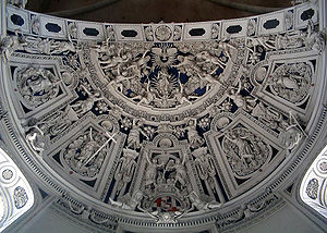 ChurchCeiling-DomZuTrier-Trier-Germany