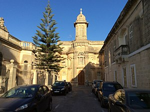 Balzan - Image: Church Good Shepherd, Balzan