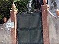 Cimiterio ebraico di pisa 2014 la porta 2.jpg