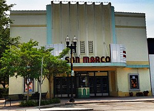 Neighborhoods of Jacksonville - San Marco Theatre