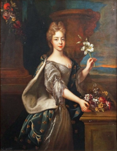 Circle of Pierre Gobert - Marie Adélaïde of Savoy.png
