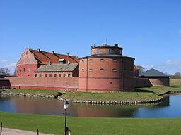 Citadellet i Landskrona.