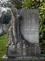 City of London Cemetery Mary Anne Glasson Deborah Louise Humphris John Richard Glasson grave monument 1.jpg