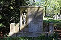 City of London Cemetery and Crematorium ~ Henry Morgan; Florence Morgan grave monument.jpg