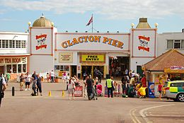 Clacton-on-Sea – Veduta