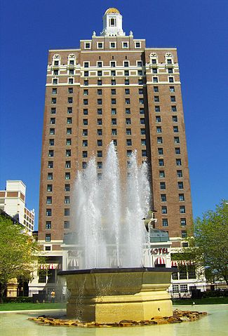 The Claridge A Radibon Hotel Atlantic City