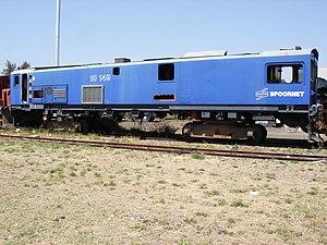 South African Class 10E1, Series 2 - Image: Class 10E1 10 149