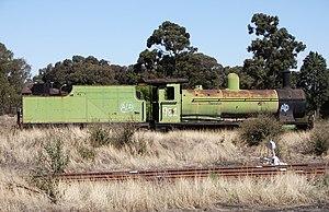 South African type ZE tender - Type ZE tender on SAR Class 7