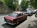 Classic cars, Henshaw Lane, Yeadon (geograph 6213736).jpg