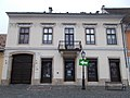 Classicist listed house. - 5 Fő Square, Óbuda, 2016 Budapest.jpg