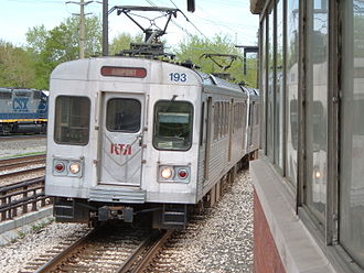 Greater Cleveland Regional Transit Authority - These Tokyu cars, first put in service in 1985, serve the Red Line