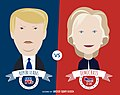 Clinton and Trump cartoon illustration.jpg