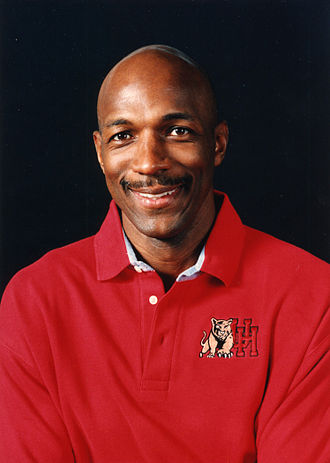 Portland Trail Blazers - Clyde Drexler played in Portland from 1983 to 1995.