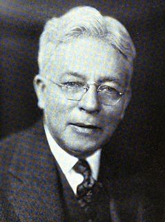 Clyde H. Smith American politician
