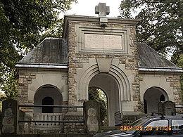Cmentarz wojenny nr 91 w Gorlicach