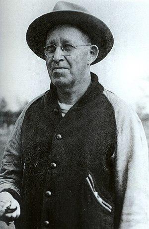 Karl Schlademan - Karl Schlademan at Michigan State