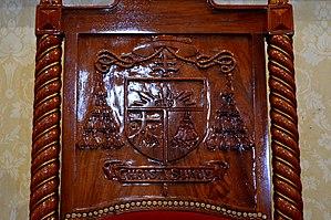 Rolando Tirona - Image: Coat of Arms Tirona,jpg