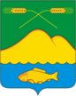 Coat of Arms of Kharabali (Astrakhan oblast).png