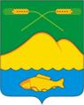 Coat of Arms of Kharabali (Astrakhan oblast).png