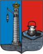 Coat of Arms of Kronstadt (St Petersburg) (1780).png