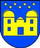 Coat of arms of Hurbanovo.png