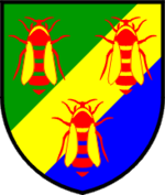 Coat of arms of Mirna Peč.png