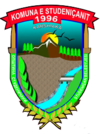 Coat of arms of Studeničani Municipality