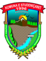 Coat of arms of Studeničani Municipality.png