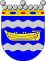 Coat of arms of Uusimaa in Finland.png