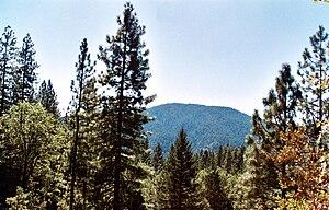 Cobb Mountain - Image: Cobb Mountain