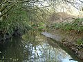 Cobbler's Brook by Water Bridge - geograph.org.uk - 2334991.jpg