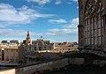 Cobertes i fragment de cimbori, catedral de València.JPG