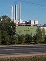 Coca-Cola CHP gas turbine power plant, 2019 Dunaharaszti.jpg