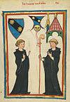 Codex Manesse 075v Heinrich von der Mure.jpg