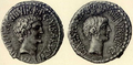 Coin Octavianus and Mark Antony.PNG