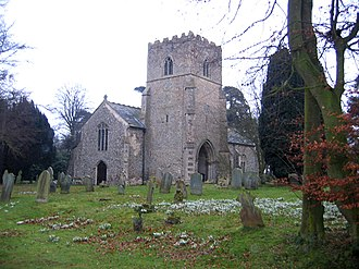 Colkirk - Image: Colkirk St Mary parish church, Norfolk geograph.org.uk 123698