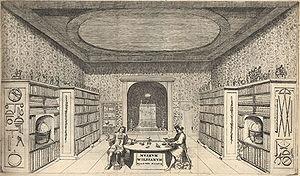 Αίθουσα συλλογών του συλλέκτη αρχαιοτήτων Τζακόμπ ντε Βιλντ