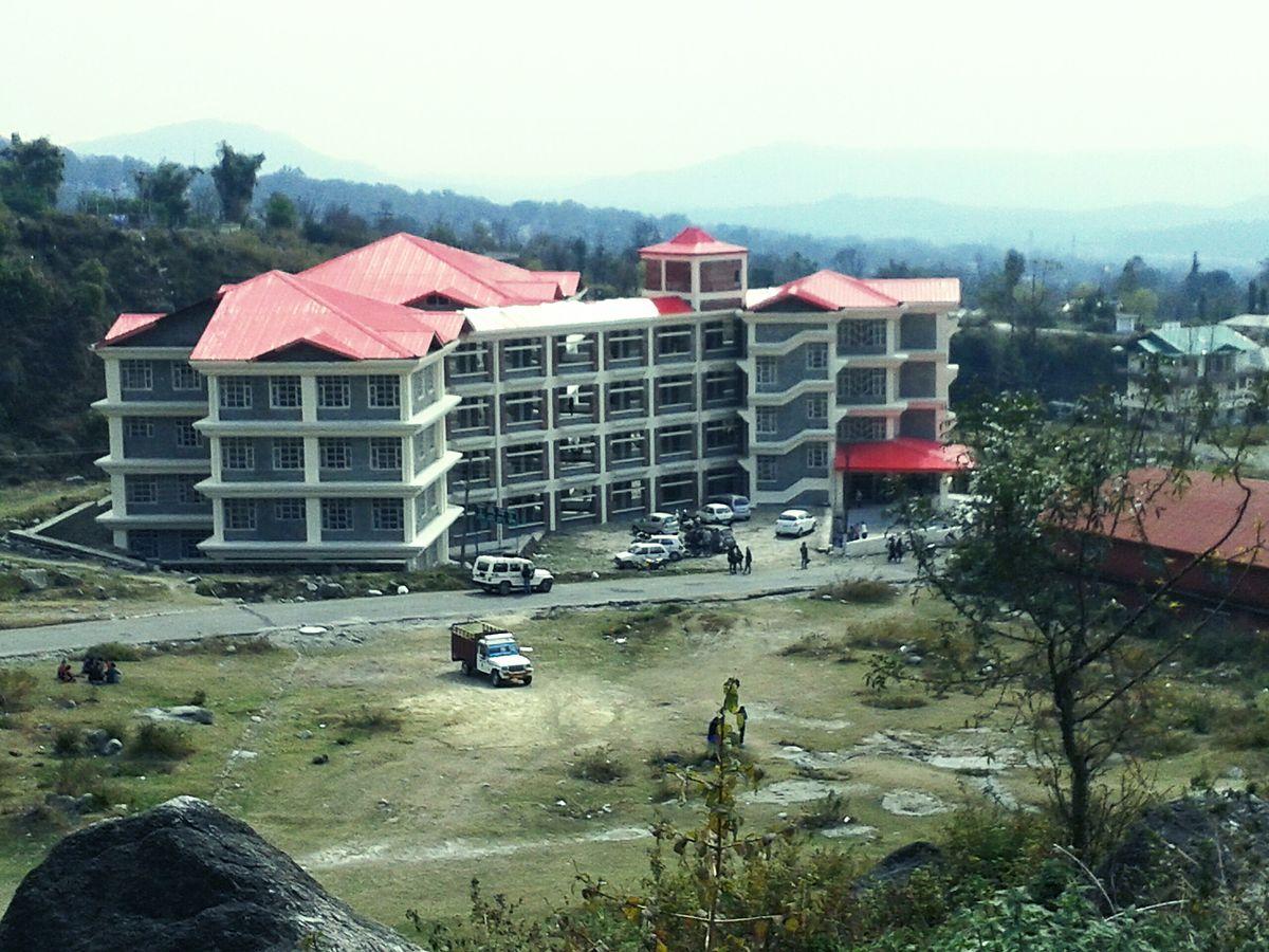 p g government college regional centre