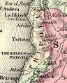 Colton, G.W. Turkey In Asia And The Caucasian Provinces Of Russia. 1856 (FE).jpg