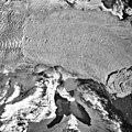 Columbia Glacier, Calving Terminus, Terentiev Lake, November 15, 1993 (GLACIERS 1475).jpg