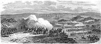 Battle of Yatay - Image: Combat Du Yatay (rive droit de l'Uruguay)