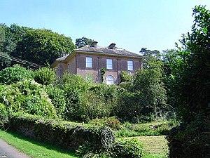 Combe Fishacre - Combefishacre House