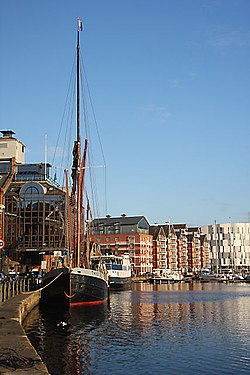 Common Quay, Ipswich Docks