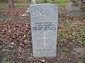 Commonwealth War Grave in Jarrow Cemetery (WW1-28) - geograph.org.uk - 1604081.jpg
