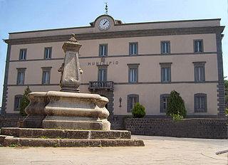 Castel Giorgio Comune in Umbria, Italy