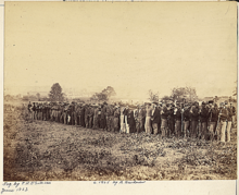 Confederate prisoners Fairfax