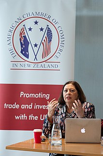 Michelle Boag New Zealand politician