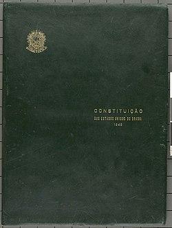 Constituição da República dos Estados Unidos do Brasil de 1946 p. 00 (capa).jpg