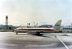 Convair CV-880, Trans World Airlines (TWA) JP5929810.jpg