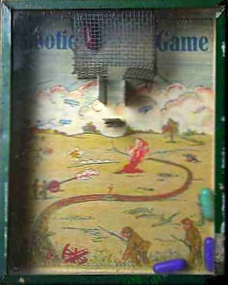 Cooties - Cootie Game, a board game from 1918
